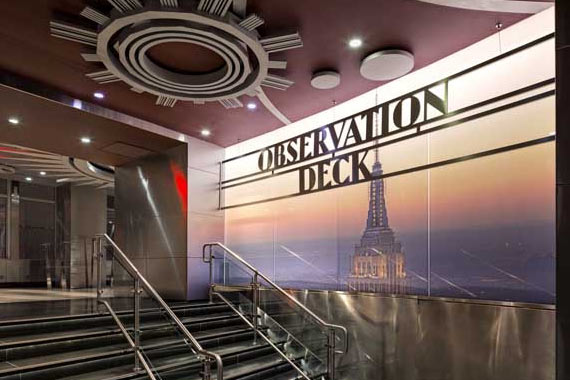 Empire State Building Observation Deck Tours New York Tour
