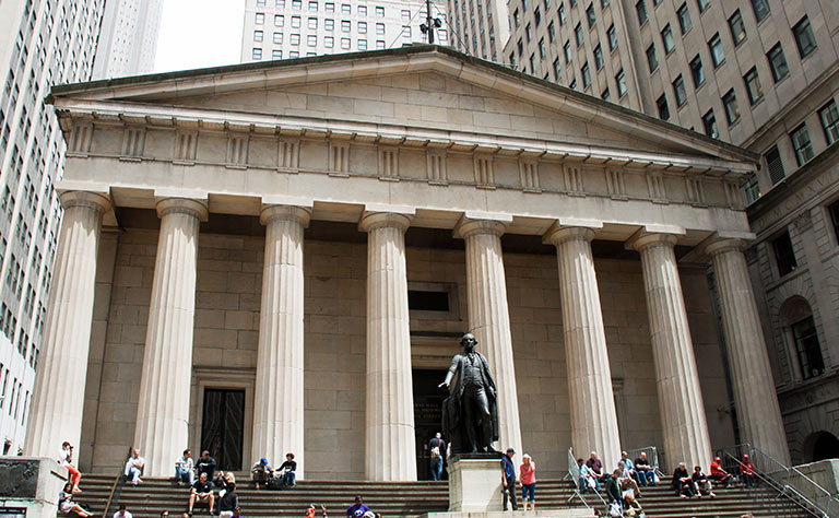 New York Tour Federal Hall