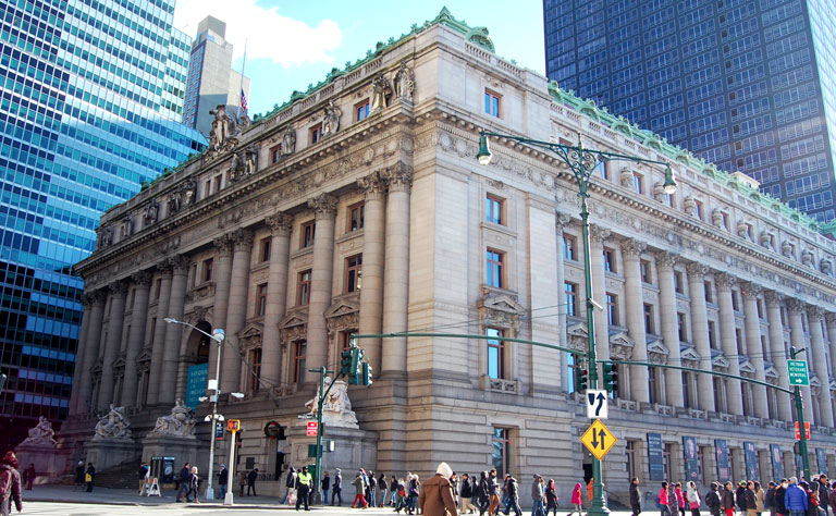 Custom House New York Tour
