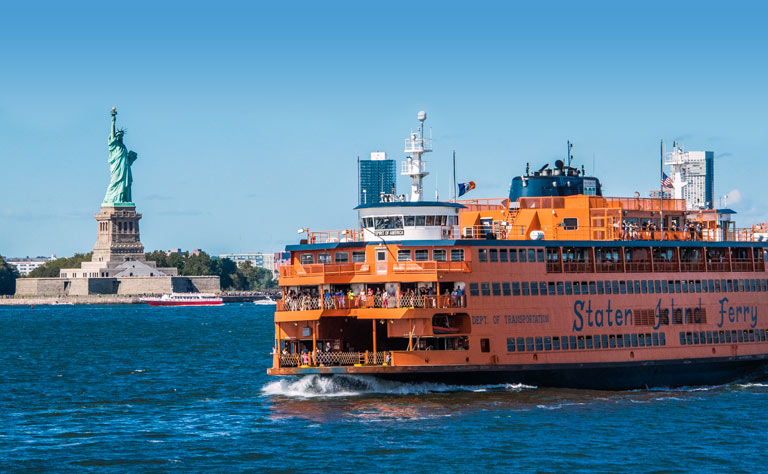 Staten Island Ferry New York Tour